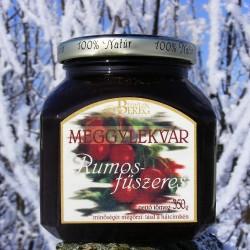 Fruit de Bereg RUMOS-FŰSZERES MEGGYLEKVÁR
